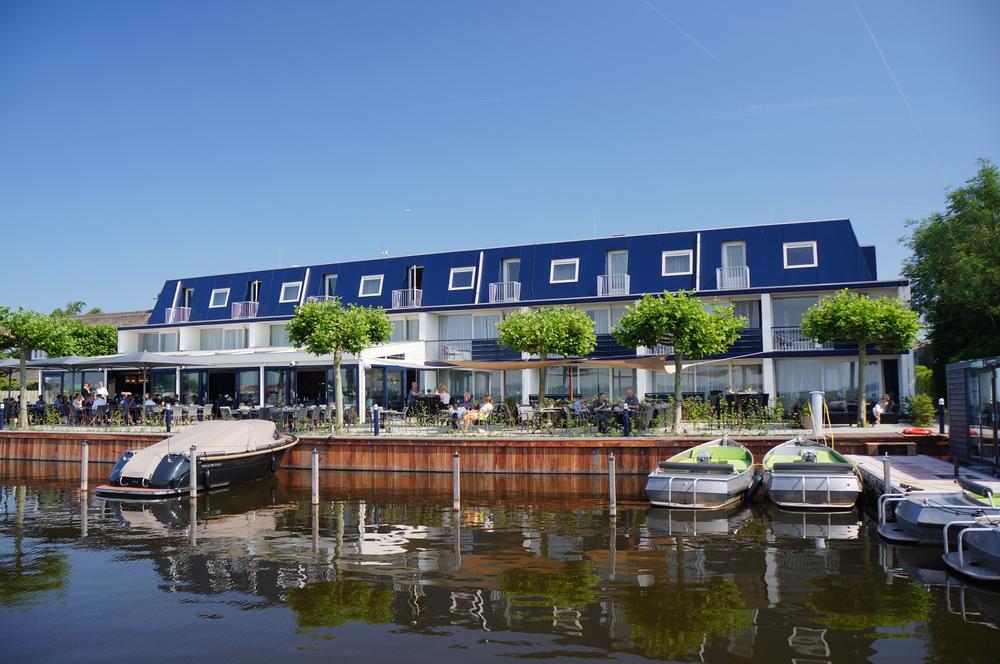 Marina Lounge Loosdrecht high beer