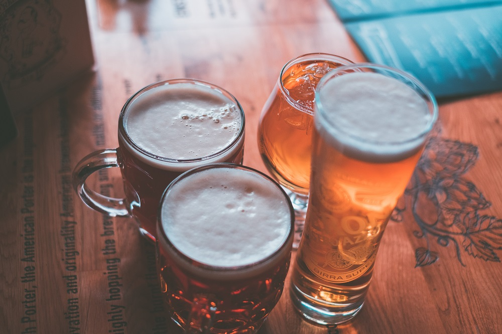 bier lekkerder smaken