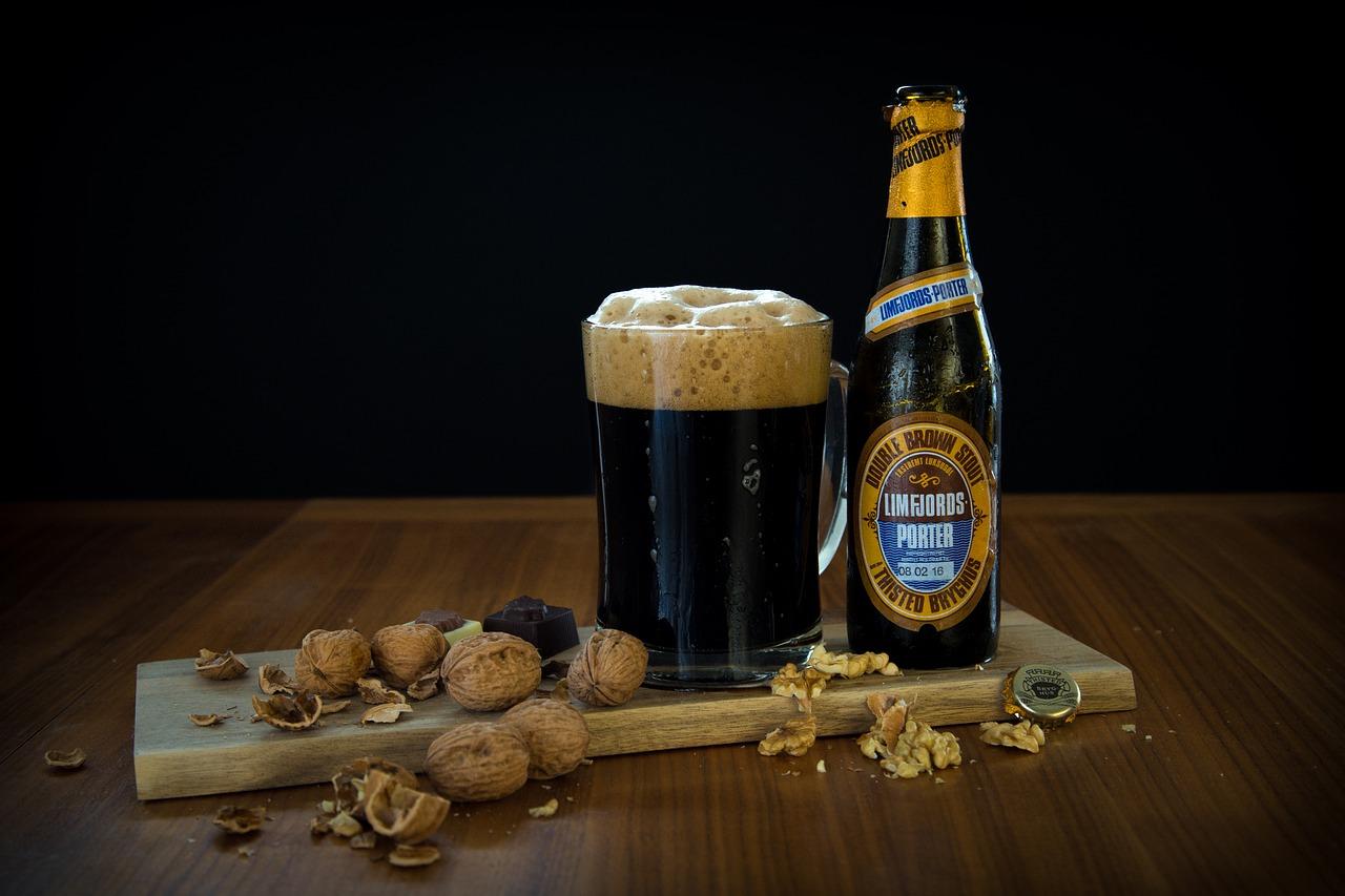 chocolade en bier